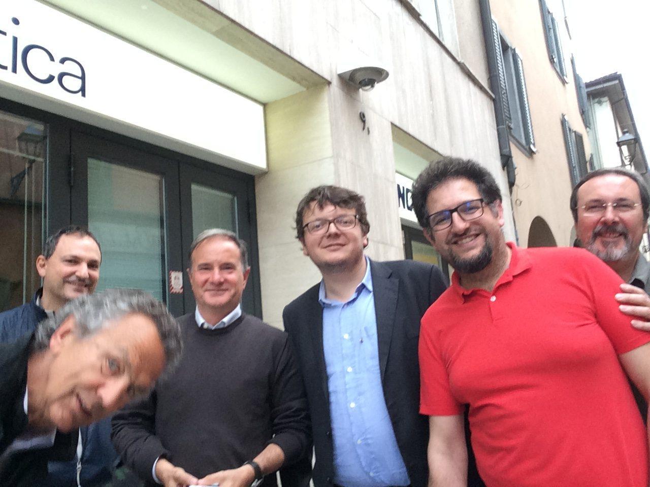 Incontro con Git Bergamo