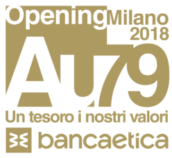 "Au79 ""un tesoro i nostri  valori"" Milano 16.11.2018"